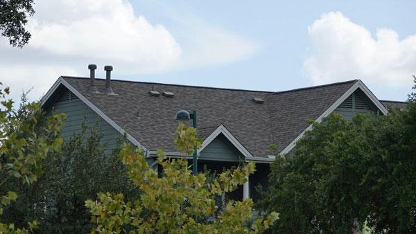 Shingle Roof Refurbishment